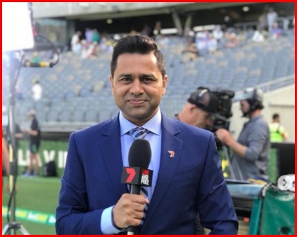 cricket commentator