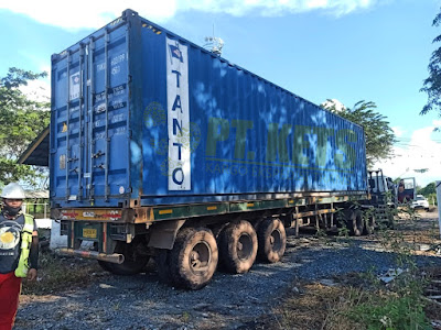 "Daftar Harga Truk Container 40"""