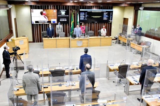 Assembleia promulga lei que autoriza transferência direta de emendas parlamentares aos municípios do RN