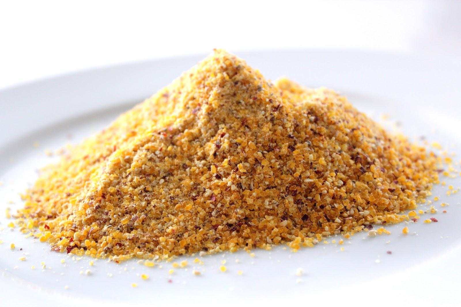 Rote Polenta aus dem Tessin, grob gemahlen wie Bramata, aus Rotem Tessiner, einer eigenen Maissorte | Arthurs Tochter Kocht by Astrid Paul