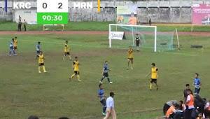 PS Merangin Gunduli PS Kerinci 2-0 Pada Laga Final Gubernur Cup 2020