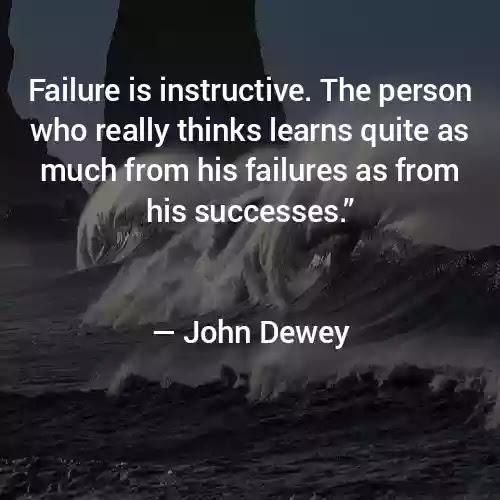 John Dewey Motivational Quotes