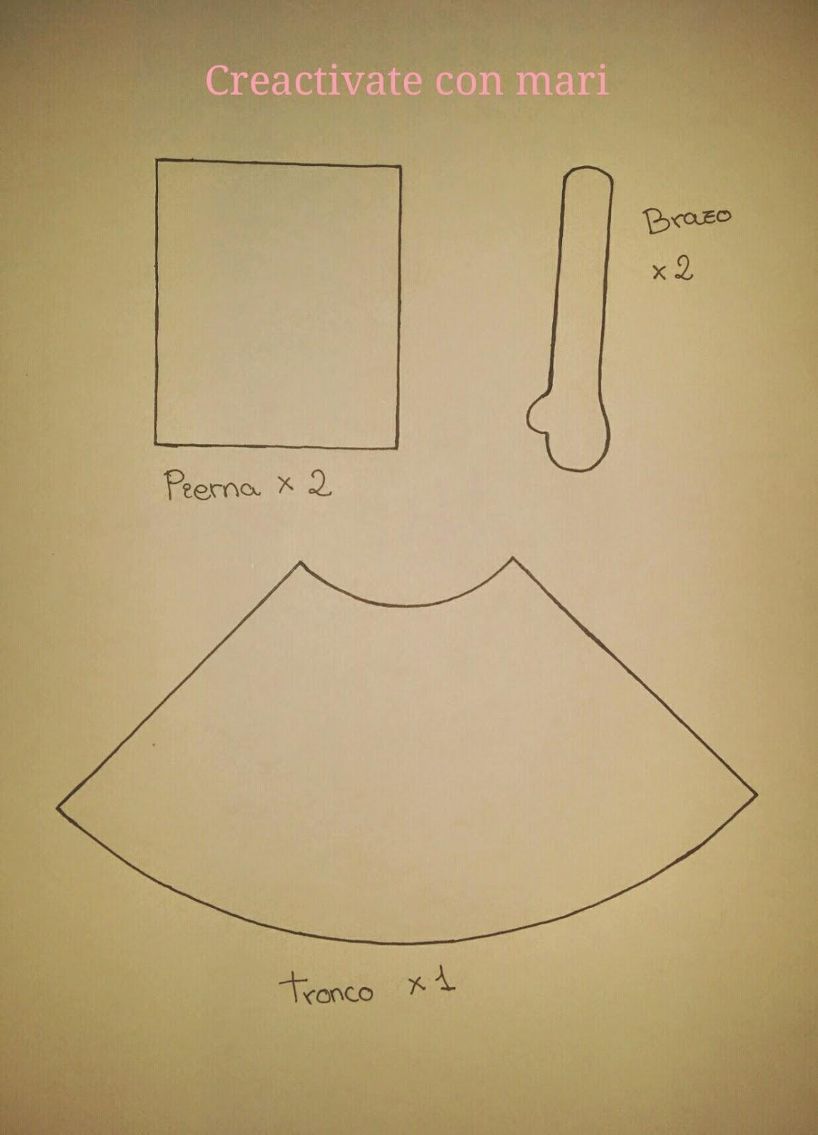 Como hacer fofuchas pasos basicos