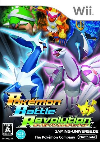 3161.pokemonbattlerevolutionwii - Pokemon Battle Revolution WII