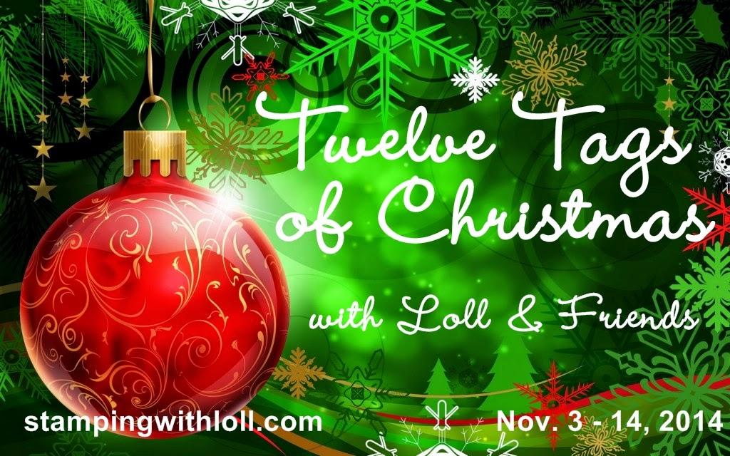 Stamping with Loll: Joyful Christmas