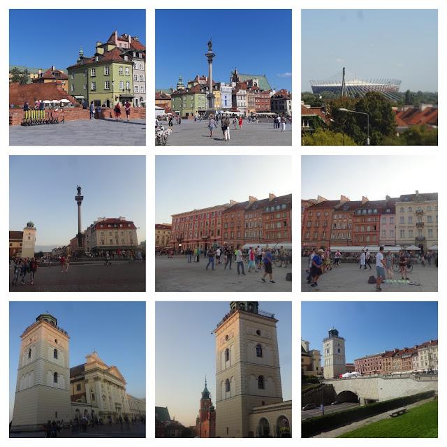 Varsóvia: Segunda Guerra Mundial, o Levante de Varsóvia,  destruição e reconstrução da cidade, entrando para a lista de patrimônios da UNESCO