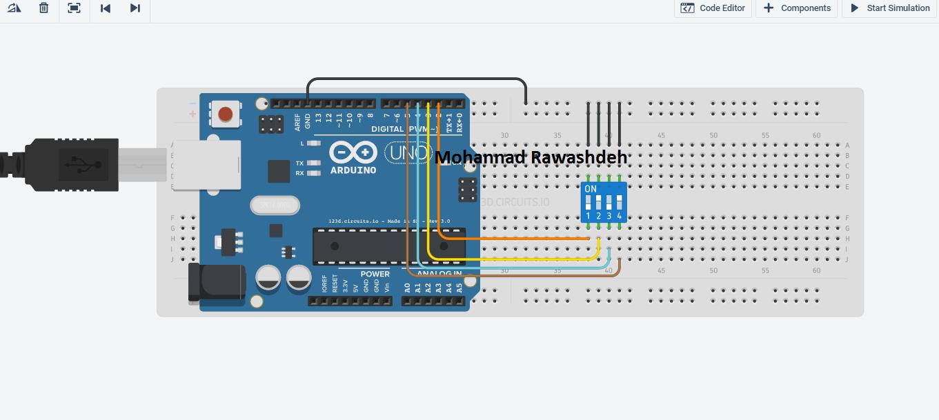 Switch case arduino example m b raw
