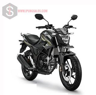 Honda-CB150R-Wild-Black