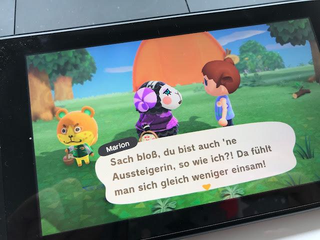 Animal Crossing: New Horizons - neue Freunde finden