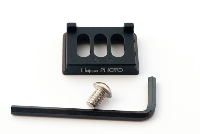 Hejnar Photo D036 Plate with screw and key