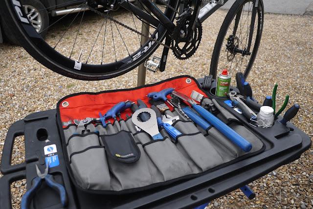Bicycle Tools Mobile Mechanic