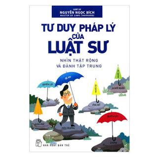 Tư Duy Pháp Lý Của Luật Sư (Tái Bản) ebook PDF-EPUB-AWZ3-PRC-MOBI