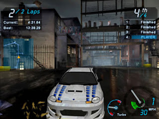 NEED FOR SPEED UNDERGROUND pc game wallpapers|screenshots|images
