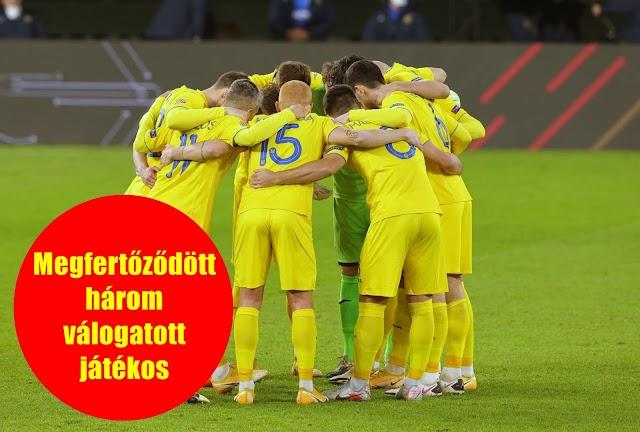 Megfertőződött három válogatott játékos, veszélyben a Svájc-Ukrajna meccs