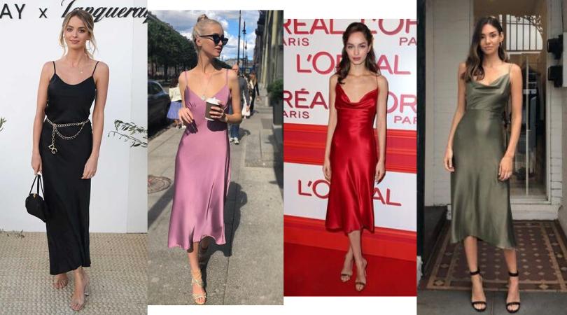 Como Usar: Slip Dress