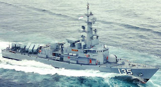 KD Laksamana Tun Abdul Jamil (F135)