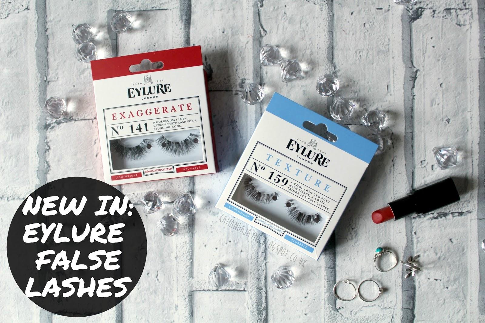 eylure lashes false lashes website uk review