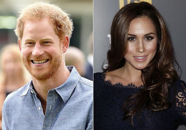 "Britain's Prince Harry confirmed on November 8, 2016, he is dating US actress Meghan Markle as he hit out at the ""wave of abuse and harassment"" she has suffered in recent weeks, wedding"