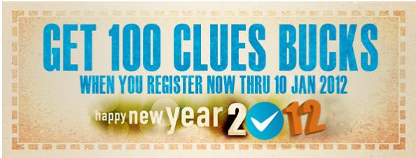 Get Free GIfts worth Rs.100 from Shopclues