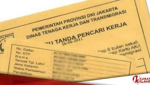 Disnakertrans Grobogan Usulkan Sistem Online Untuk Pembuatan Kartu Kuning