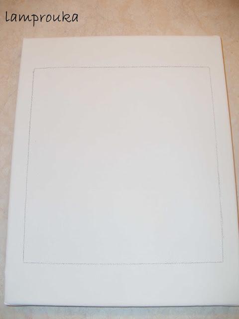 Βήμα-βήμα οδηγίες για να κολλήσεις φωτογραφίες πάνω σε καμβά