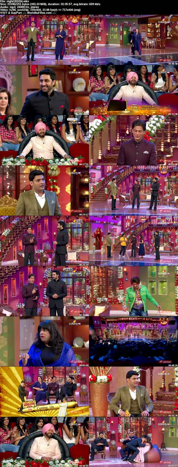 Comedy Nights With Kapil 18th October 2014 Full Episode at moviesmella.com