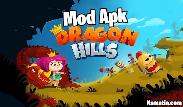 apk mod dragon hill