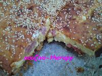 Τυρόπιτα με ζαμπόν... στα γρήγορα  - by https://syntages-faghtwn.blogspot.gr