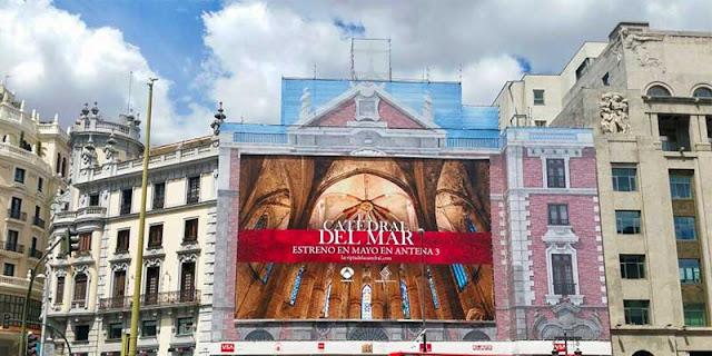 La esperada adaptación televisiva de 'La Catedral del Mar' llegará a Antena 3 este mes de mayo