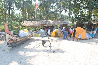 Camping di Pantai