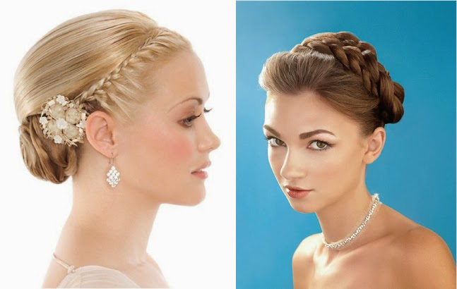 61 Braided Wedding Hairstyles: Great Tips For Brides To Be: 2014 & 2015 Wedding Hairstyle