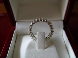 Cincin Berlian di jual kontak untuk harga