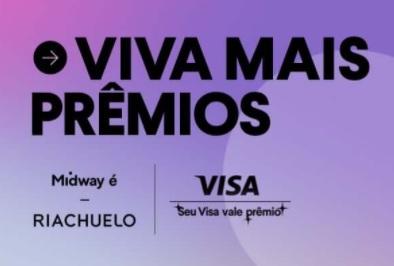 Viva Mais Prêmios Riachuelo Cartão Visa Promoção 2021