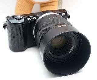 Jual Mirrorless Sony a5000 Bekas