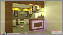 Modular Kitchen Design Trends 2017 - Kerala Home