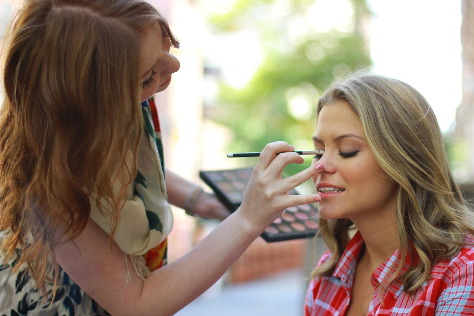 kapster salon kecantikan beauty clinic message pijat therapist layanan treatment memuaskan plus wanita cewek