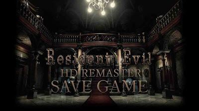 Resident Evil HD REMASTER 100% PC Save Game