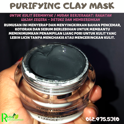 purifying clay mask youth shaklee