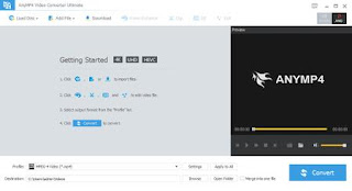 AnyMP4 Video Converter Ultimate.7.2.26 Multilingual Full Crack