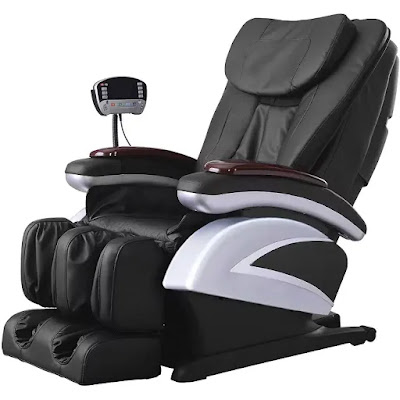 KosmoCare Shiatsu Massage chair for Stress Relief Recliner Chair with Built-in Heat Therapy   Best Massage Chairs for Home in India
