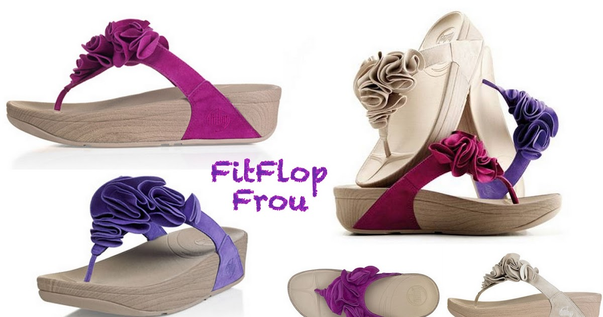 fbae21492c3 Frills and Thrills  Tuesday Thrills - FitFlop Frou