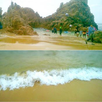 福井県水晶浜