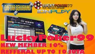 LuckyPoker99