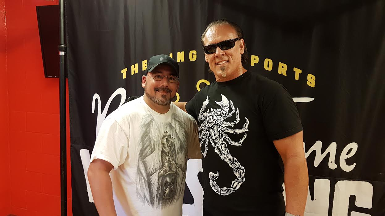 The vigilant geek the scorpions den wwe meet greet the scorpions den wwe meet greet kristyandbryce Image collections