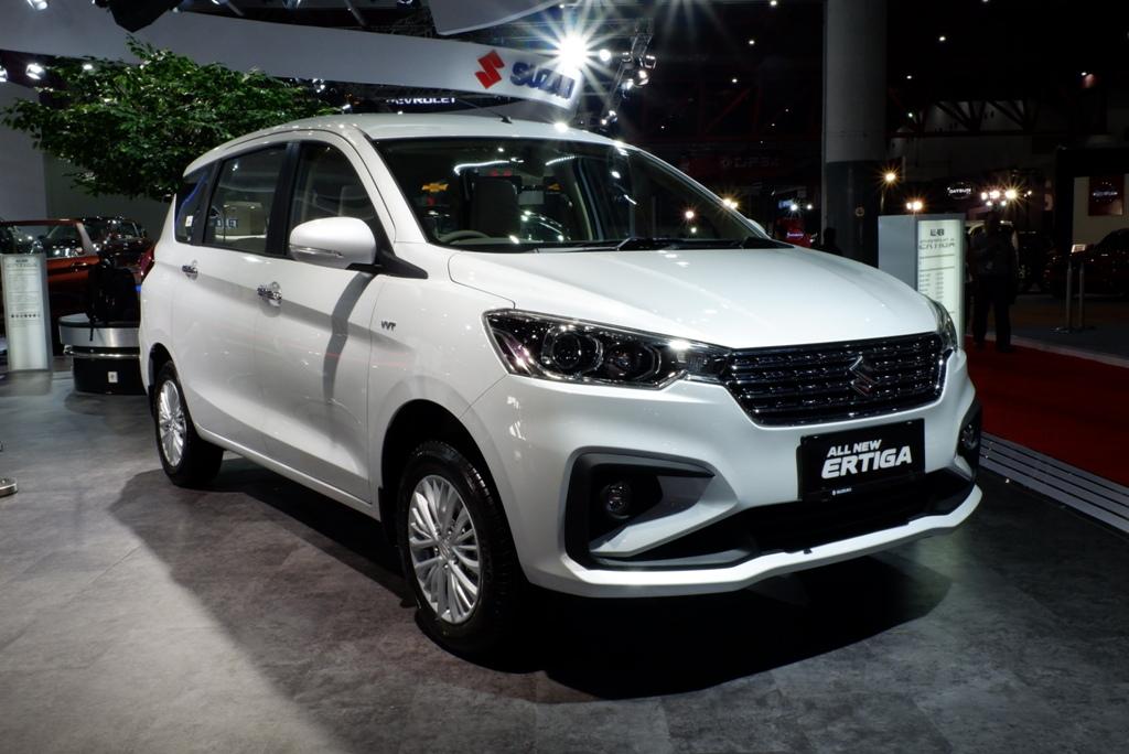 Dua Belas Ribu Unit All New Suzuki Ertiga Siap Diekspor Ke 29 Negara