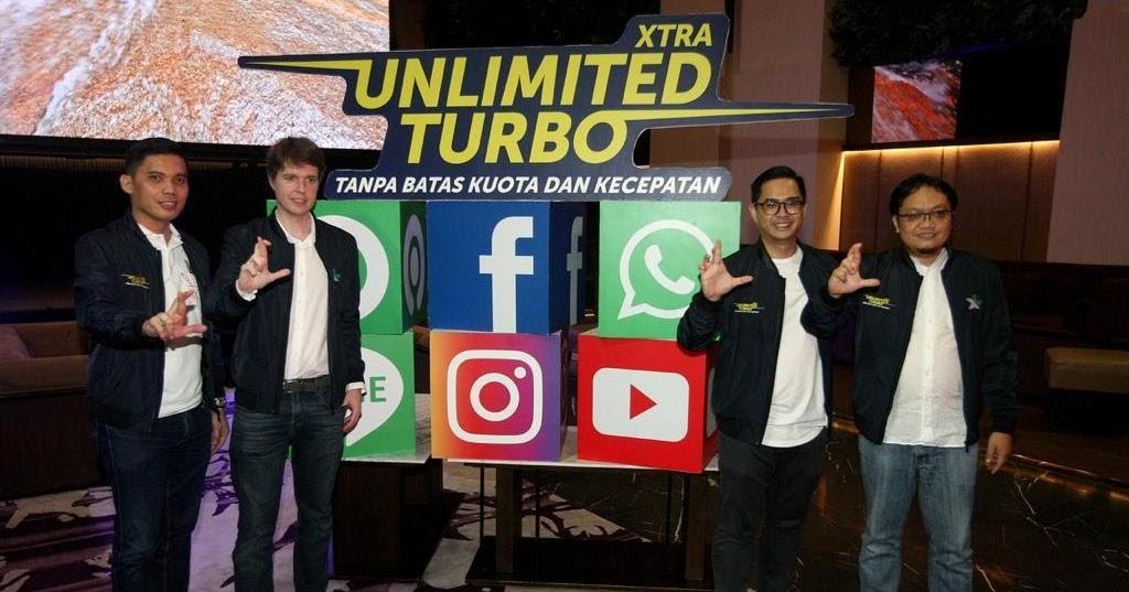 Cara daftar paket XL Ektra Turbo Unlimited