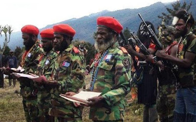 Armed conflict surges in Papua's Mimika regency