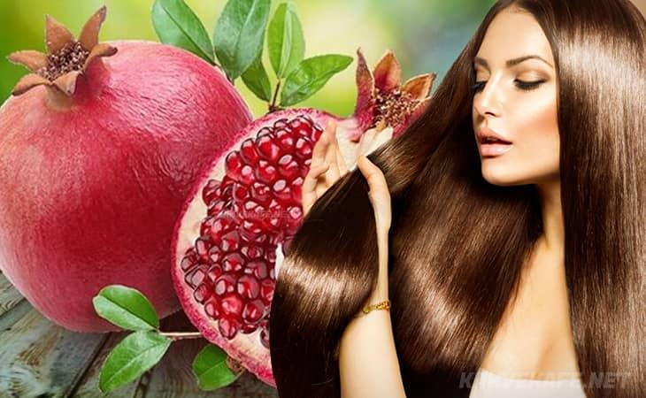nar suyu saça sürülürmü, nar suyu saçlara faydası - www.kahvekafe.net