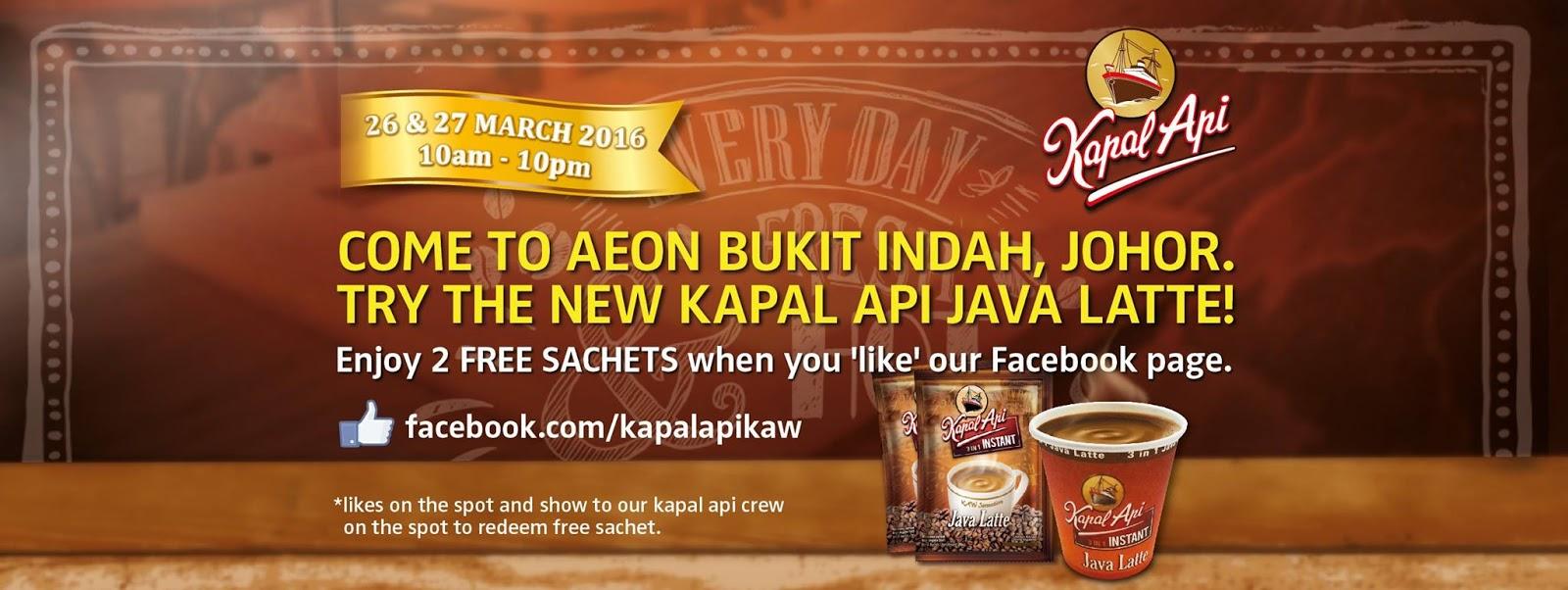 Bestlah March 2016 Kapal Api Coffee Candy Bag Pack Of 3 Enjoy 2 Free Sachets Java Latte 26 27 Mar