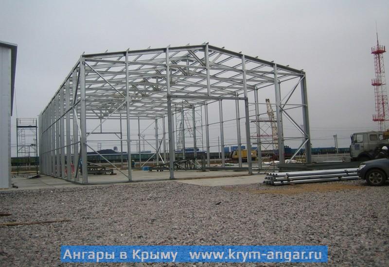 Ангары Крым